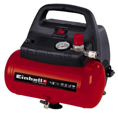 Einhell TC-AC 190/6/8 OF 6 litre mini Kompresör Th-ac